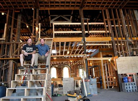 Jazz On The Seacoast: Portsmouth Restauranteurs Reach For The Stars With Downtown Club