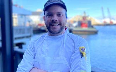 Welcoming Chef Brian Stuart to the Jimmy's Team